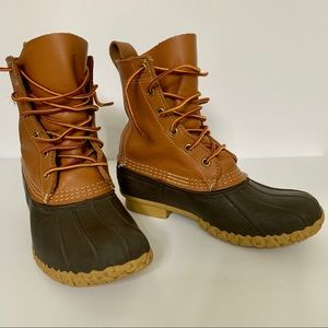 "L.L. Bean 6"" Bean Boots Size 6"